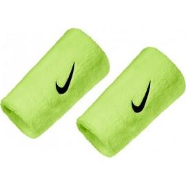 Potítka Nike swoosh doublewide atomic green  X2