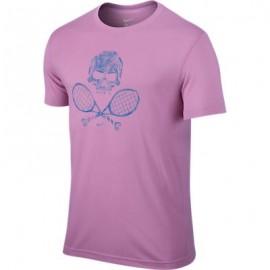 Pánské tenisové tričko Nike  TEE 2