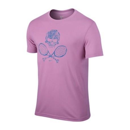 Pánské triko Nike  Skull & Racquets TEE 2