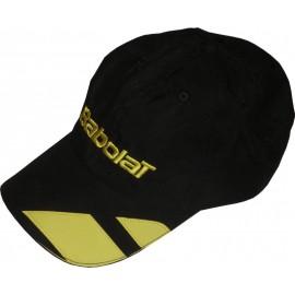Kšiltovka Babolat Cap čierna/žltá