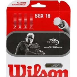 Tenisový výplet Wilson SGX 1.30  12.2m