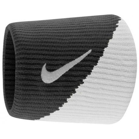 Potítka Nike Dri-Fit Wristbans 2.0 black white