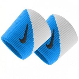 Potítka Nike Dri-Fit Wristbans 2.0 blau white