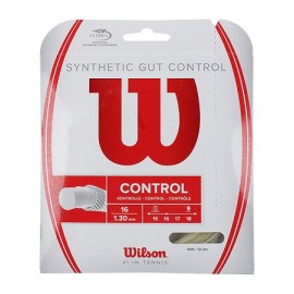 Tenisový výplet Wilson Synthetic Gut Control 1,30 12.2 m