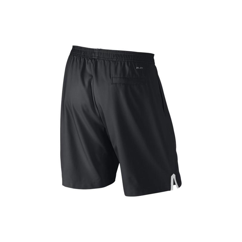 Pánské tenisové šortky Nike Court black - Tenissport Březno ff040c0dc8
