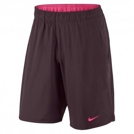 """Pánské tenisové šortky NIKE Gladiator 10"""" Short vínová"""