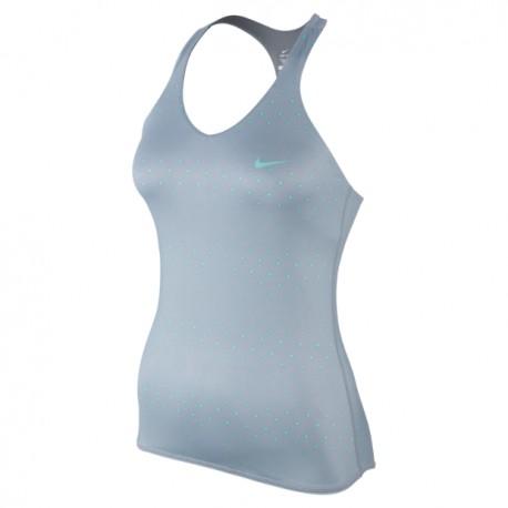 Dámské tílko Nike Advantage Printed Tank grey