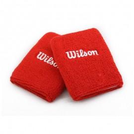 Potítka Wilson Double red / 2 kusy