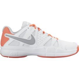Dámská tenisová obuv NIKE Air Vapor Advantage white/hot lava