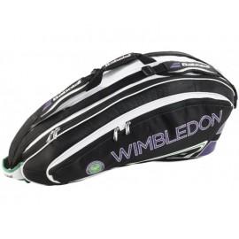 Tenisová taška Babolat RH X6 Team Wimbledon