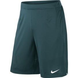 """Pánské tenisové šortky Nike Gladiator Breathe 11""""  teal/white"""