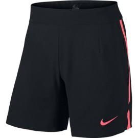 """Pánské tenisové šortky Nike Gladiator Premier 7""""  Black /Hot Lava"""