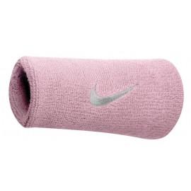 Potítka NIKE swoosh Doublewide  pink X2