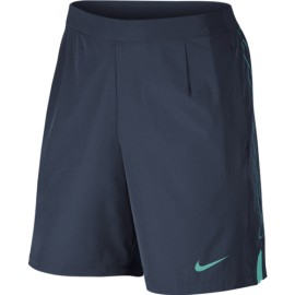 Pánské tenisové šortky Nike Gladiator Printed navy/retro green