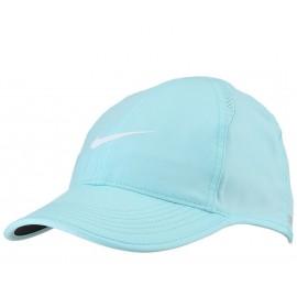 Tenisová kšiltovka Nike Featherlight  modrá