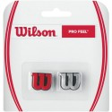 Vibrastop Wilson PRO FEEL Red/silber 2 ks