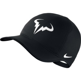 Šiltovka NIKE Rafa Feather Light black
