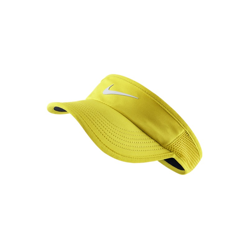 3d8359581b2 Kšilt Nike Featherlight yellow - Tenissport Březno
