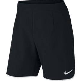 """Pánské tenisové šortky Nike Gladiator 9"""" black/white"""