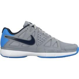 Pánská tenisová obuv Nike Air Vapor Advantage šedá/modrá