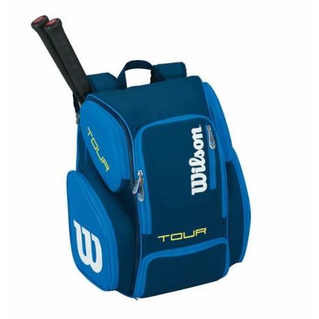 Tenisový batoh Wilson Tour V  Large Backpack blue