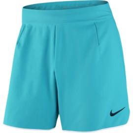 Pánské tenisové šortky Nike Gladiator Premier Omega blue