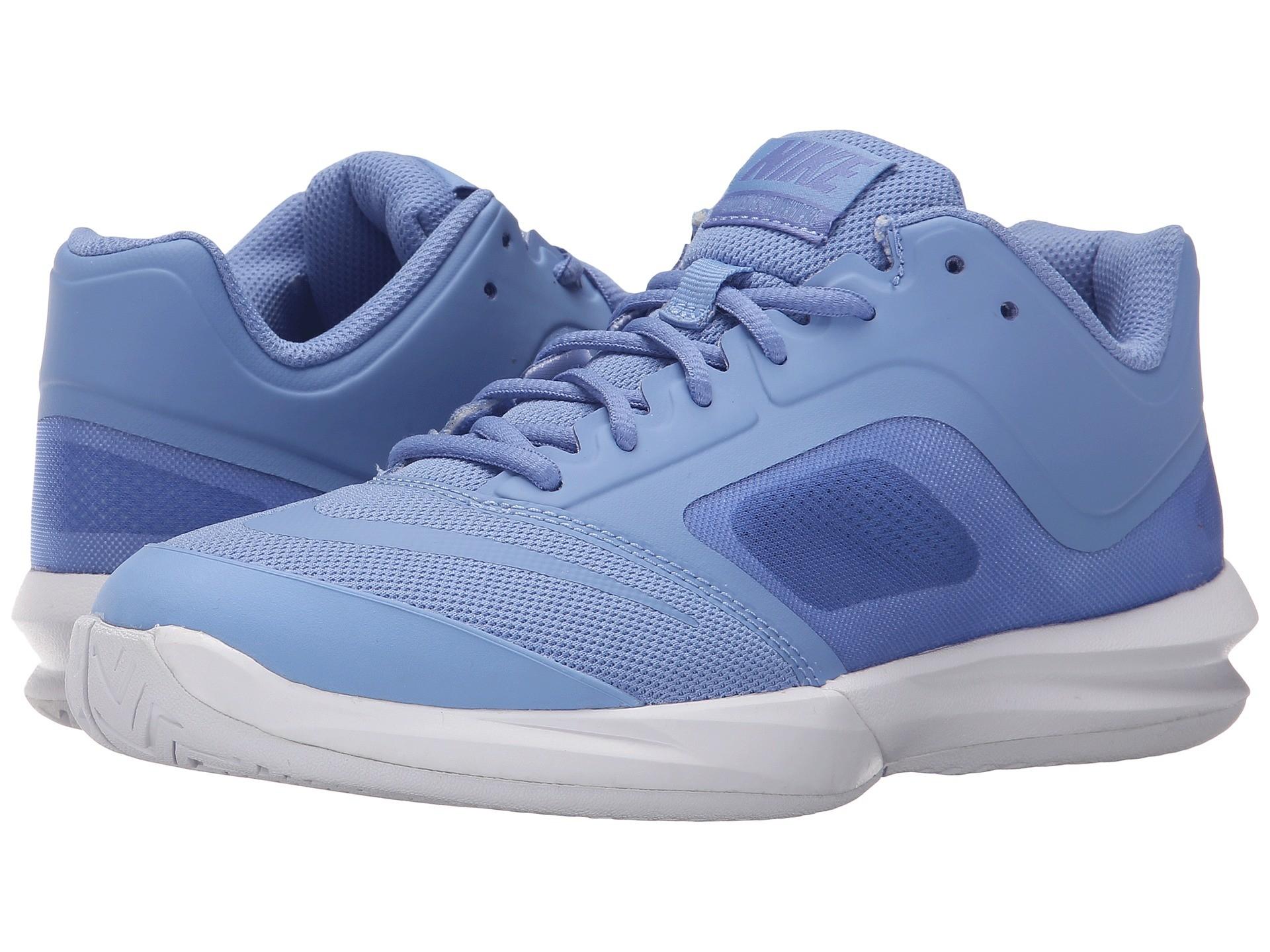 5c295b2509f Dámská tenisová obuv Nike Ballistec Advantage blue white - Tenissport Březno