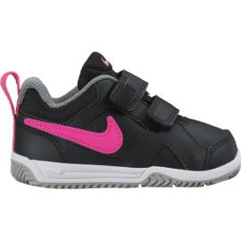 Dětská tenisová obuv Nike Lykin 11 black/pink