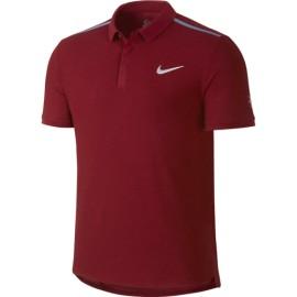 Panské tenisové tričko Nike RF Team red