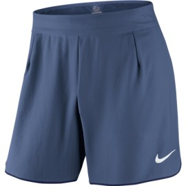 Pánské tenisové šortky Nike Gladiator Premier Ocean fog/Midnight navy