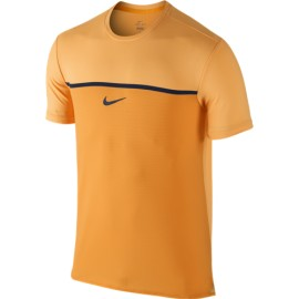Pánské tenisové tričko Nike Premier Rafa Vivid orange