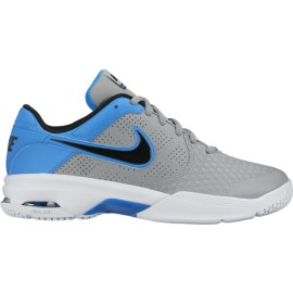 Pánská tenisová obuv Nike Air Courtballistec 4.1 STEALTH/BLACK-PHOTO BLUE-WHITE