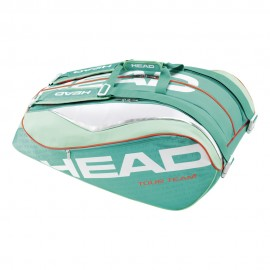 Tenisová taška HEAD Tour Team 12R Monstercombi tyrkys