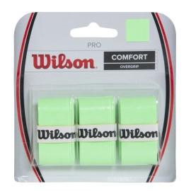Tenisová omotávka Wilson Pro Optic Green 3 ks
