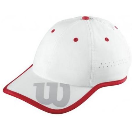 Kšiltovka Wilson Baseball Hat White