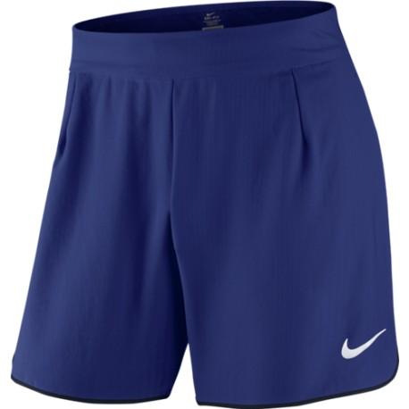 Pánské tenisové šortky Nike Court Flex Gladiator DEEP ROYAL BLUE/DARK OBSIDIAN/WHITE