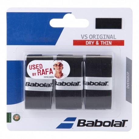 Omotávka Babolat VS Grip Originál black X3