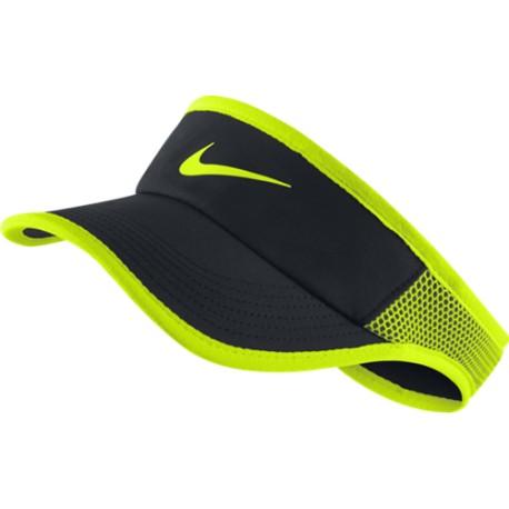 Kšilt Nike Featherlight BLACK/VOLT