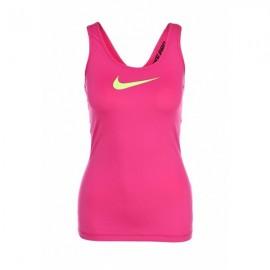 Dámské tenisové tílko Nike Fall Pro Cool pink