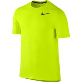 Pánské tričko Nike  Dry volt/black