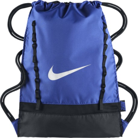 Nike Brasilia 7 Gym Sack game royal/black