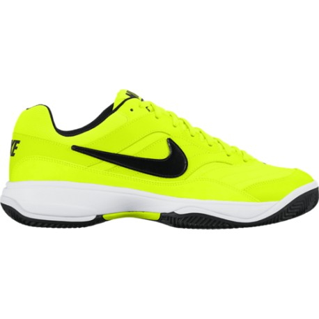 Pánská tenisová obuv Nike Court Lite Clay volt/white