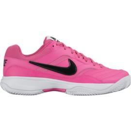 Dámská tenisová obuv NikeCourt Lite Clay pink/white