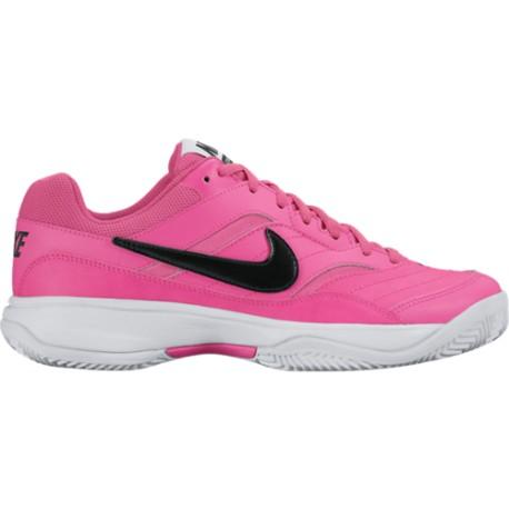 Dámská tenisová obuv Nike Court Lite Clay pink/white