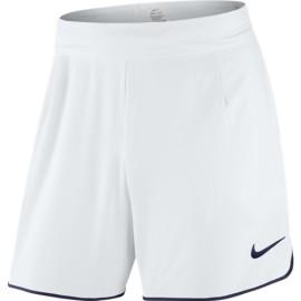 Pánské tenisové šortky Nike Gladiator Premier WHITE/MIDNIGHT NAVY