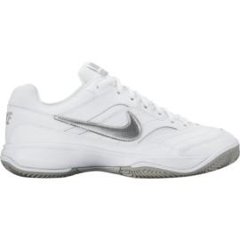 Dámská tenisová obuv Nike Court Lite Clay WHITE