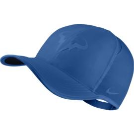 Tenisová kšiltovka Nike Rafa Feather BLUE