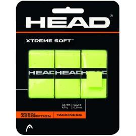 Tenisová omotávka HEAD Xtreme Soft yellow X3