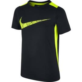 Chlapecké tričko Nike Dry SS Legacy GFX BLACK