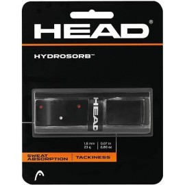 Tenisový grip HEAD HydroSorb black